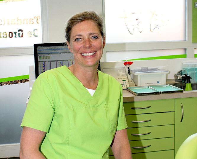 tandartspraktijk hoek